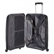 american tourister, bon air, travel, suitcase,