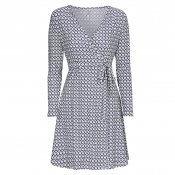 "Chiara Forthi, ""Sonnet Mini Wrap Dress"""