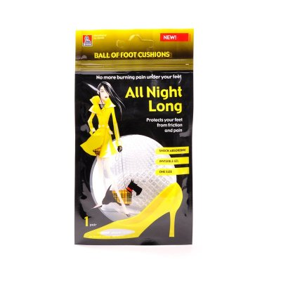 All Night Long Gelpad