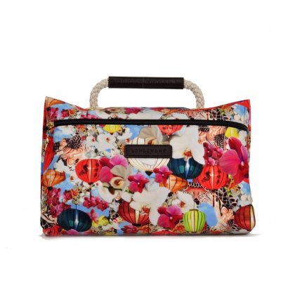 Mary Katrantzou for Longchamp