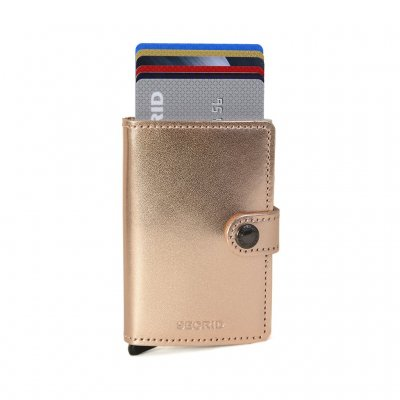 "Secrid Miniwallet ""Metallic"""