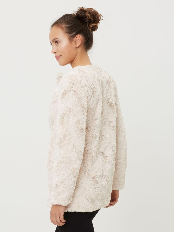 Rosa jacka vero moda