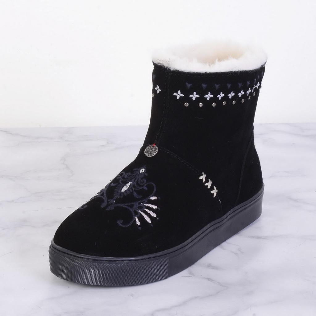 Varma skor från Odd Molly
