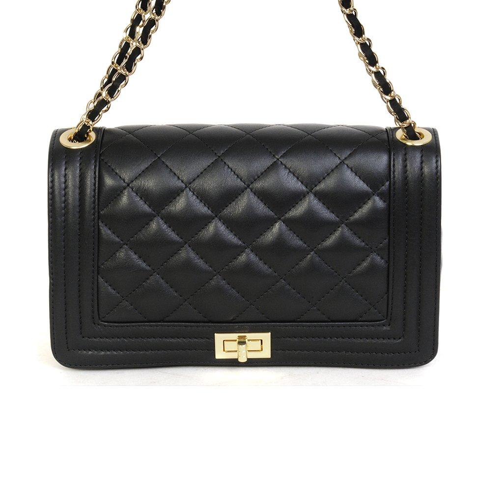 0cbdb11d1b7e1f Quiltad väska i Chanel-inspirerad modell